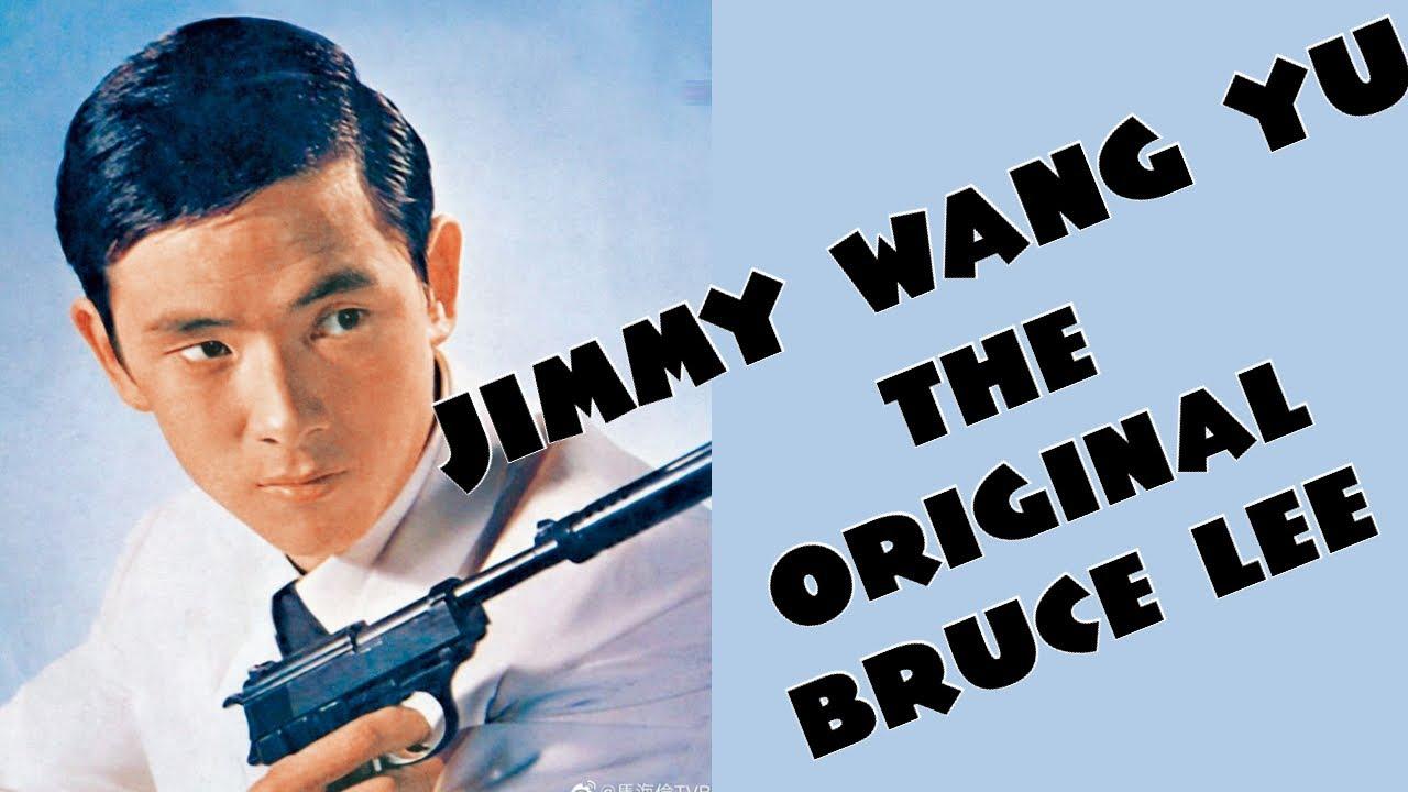 Jimmy Wang Yu - The Original Bruce Lee | Triads in Hong Kong Cinema