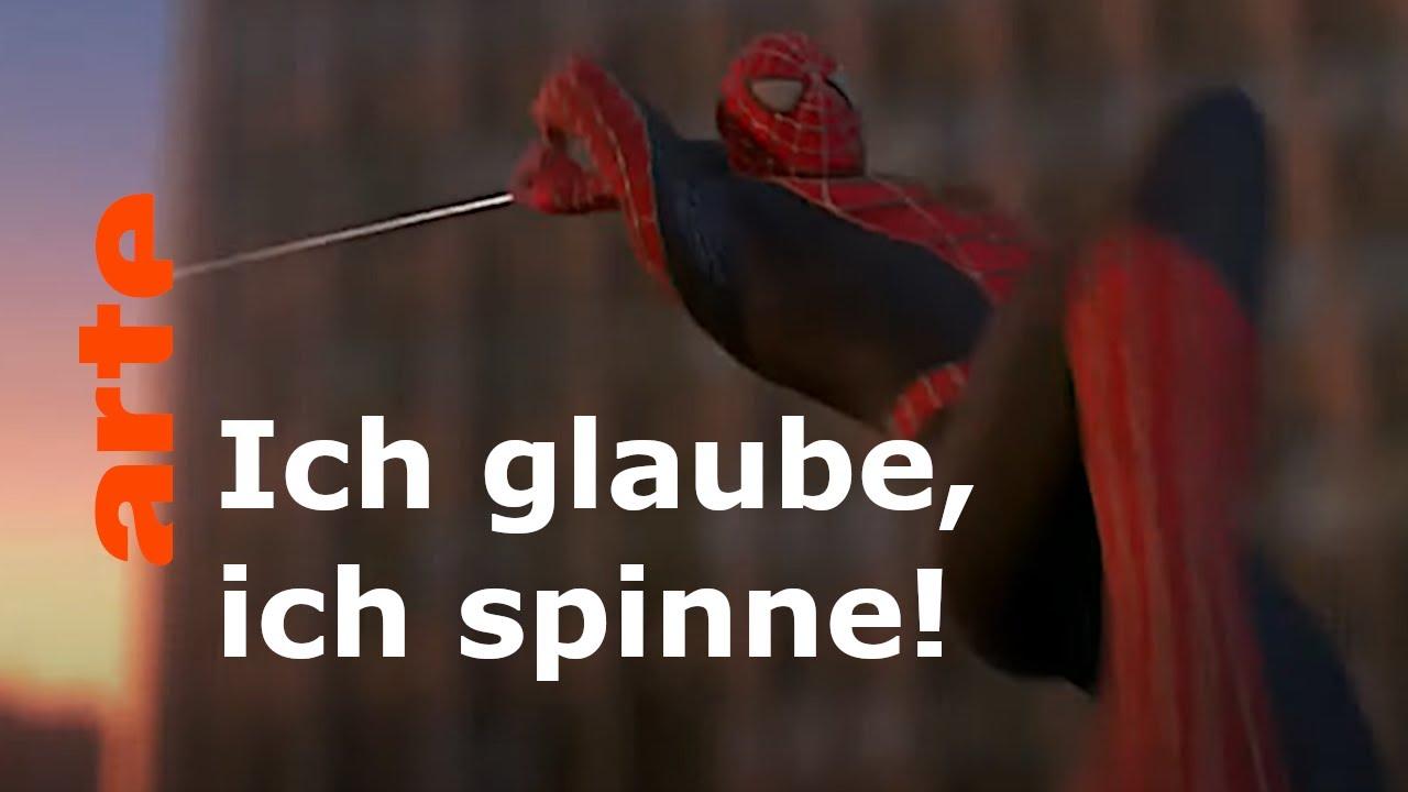Von Harry Potter bis James Bond und Spiderman: Spinnen über Spinnen | Blow Up | ARTE verf. b. 30.06.22