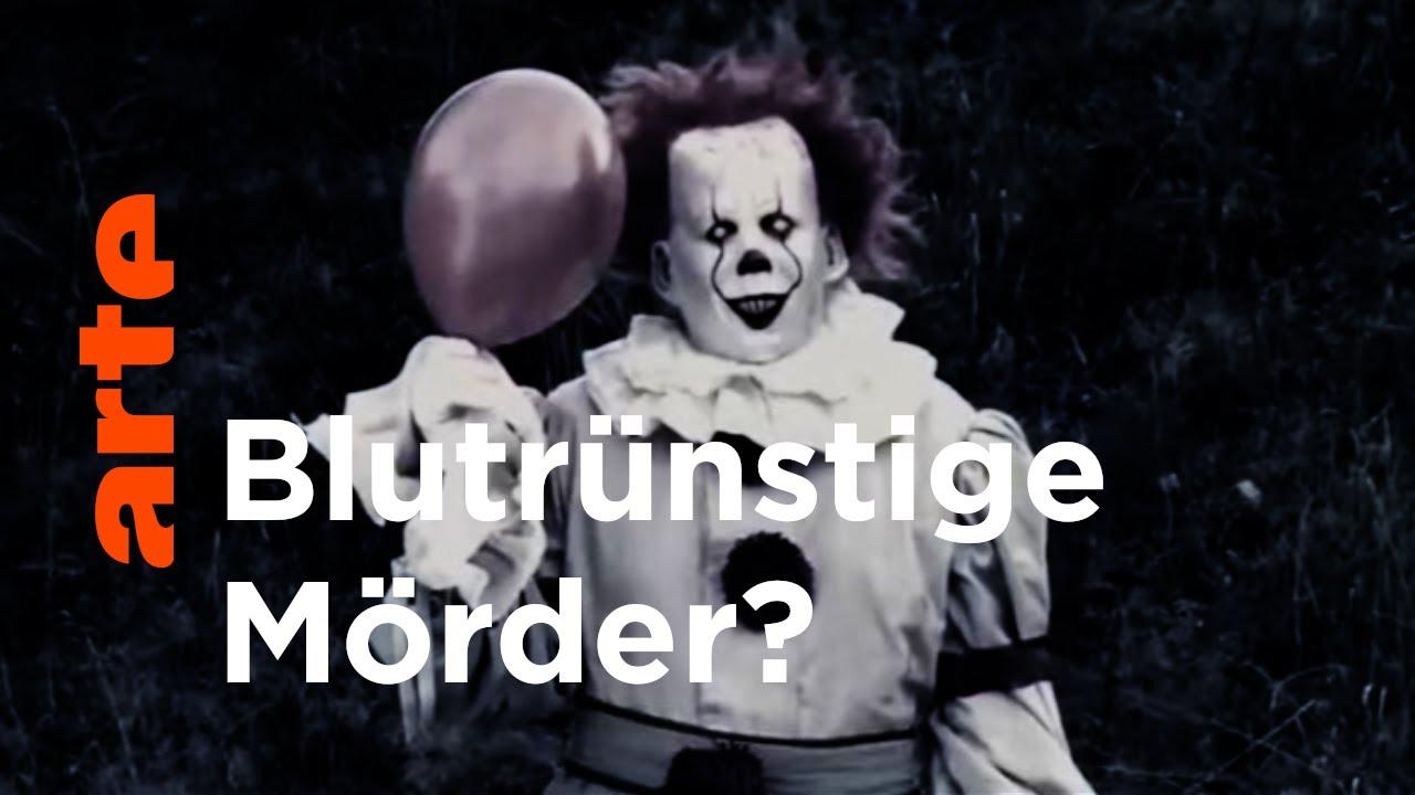 Warum machen Clowns Angst? | Kultur erklärt - Flick Flack | ARTE verf. b. 2026