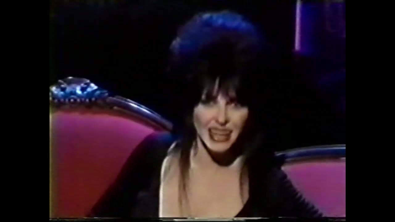Elvira Movie Macabre- The Texas Chainsaw Massacre