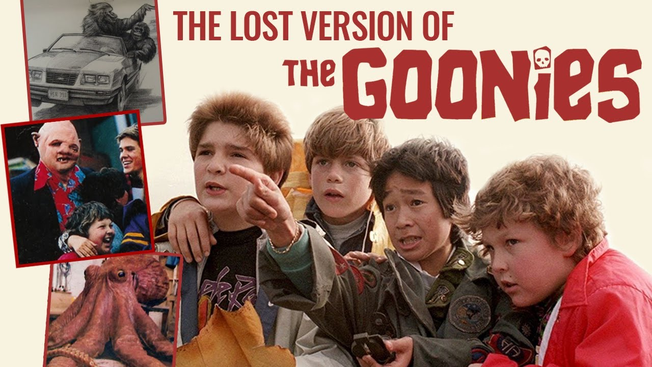 The Lost Version of The Goonies | A Docu-Mini