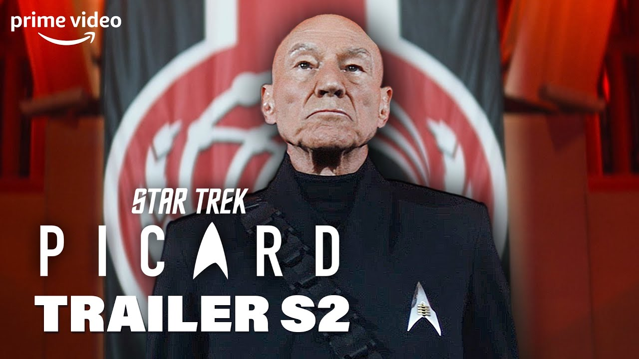 Star Trek: Picard Staffel 2 Offizieller Trailer | Prime Video DE