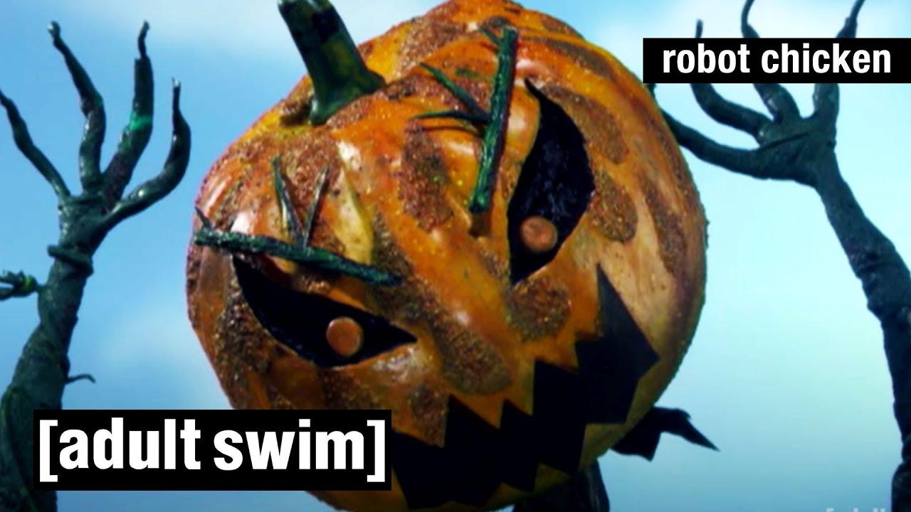 Robot Chicken | Das Beste von Halloween | Adult Swim