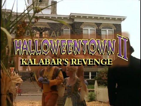 Halloweentown II: Kalabar's Revenge (2001) Music Video