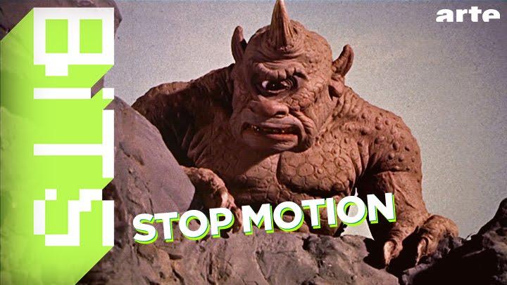 Stop Motion - BiTS - ARTE