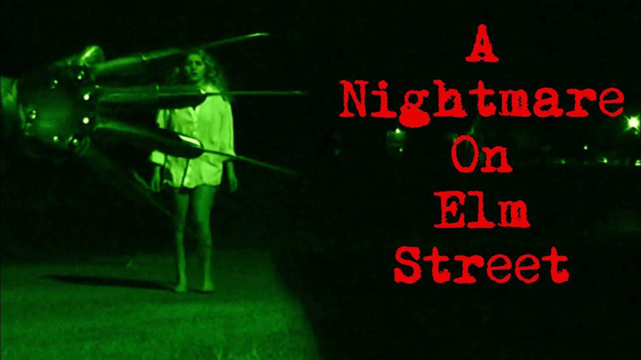 A Nightmare On Elm Street - Fan Film - Director's Cut (2014)