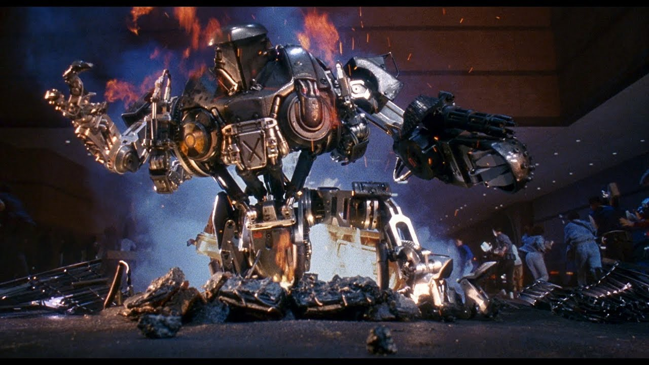 Robocop 2 - RoboCain - Every Single Shot - 1080p