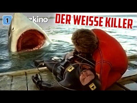 Der weisse Killer - The Last Jaws (Horrorfilme auf Deutsch anschauen in voller Länge, ganze Filme)