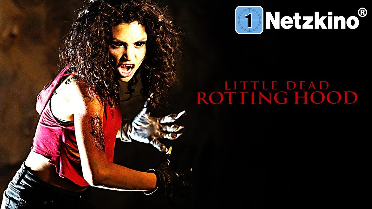 Little Dead Rotting Hood - Keine Angst vorm bösen Wolf (Horrorfilme Deutsch ganzer Film) *HD*