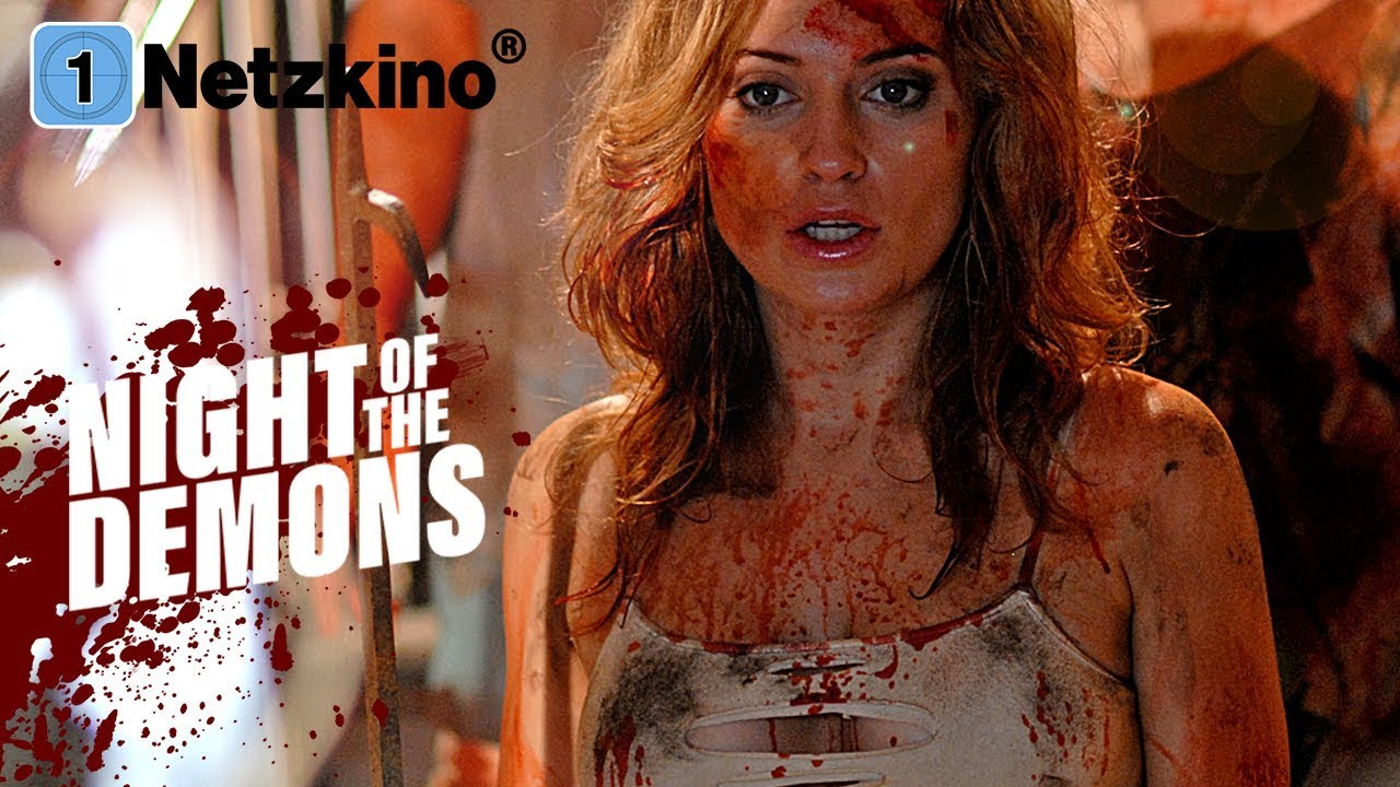 Night of the Demons (Remake) (Horrorfilm auf Deutsch, kompletter Film auf Deutsch)