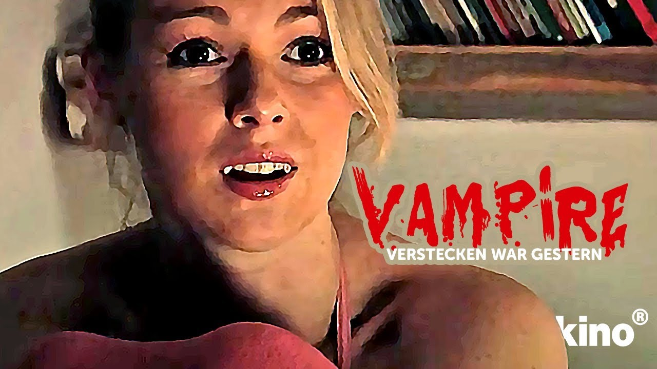 Vampire - Verstecken war gestern (Horror, Komödie Film in voller Länge Deutsch,  Film Deutsch) *HD*