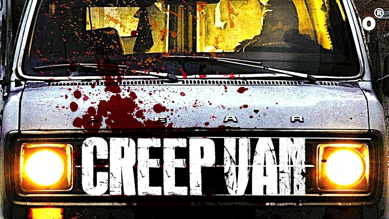 Creep Van - Terror auf vier Rädern (Horrorfilm auf Deutsch, ganzer Horror Film auf Deutsch) *HD*