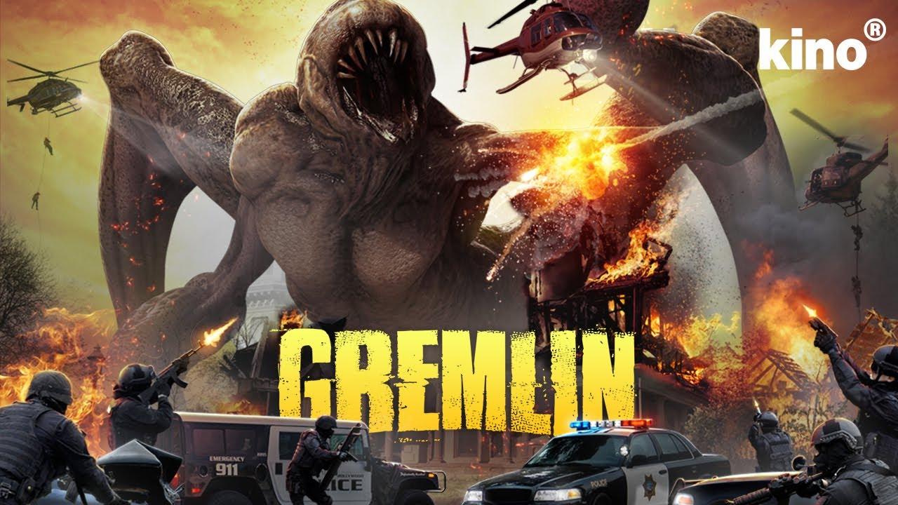 Gremlin (ganze Horrorfilme auf Deutsch anschauen in voller Länge, Mystery ganze Filme Deutsch) *HD*