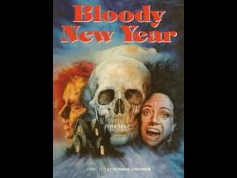 Bloody new Year ( Horror ganzer Film Uncut 1987 )