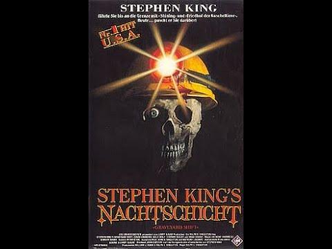 Stephen King Nachtschicht ( Horror ganzer Film 1990 )