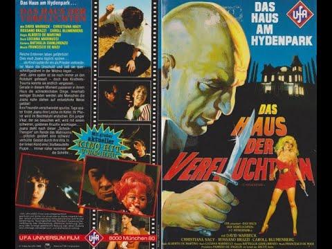 Das Haus der Verfluchten  ( Horror Thriller ganzer Film uncut 1985 )