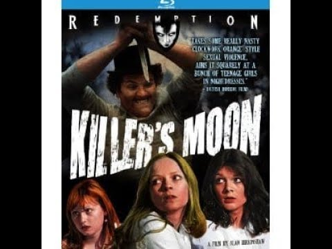 Killers Moon ( Horror ganzer Film uncut 1978 )