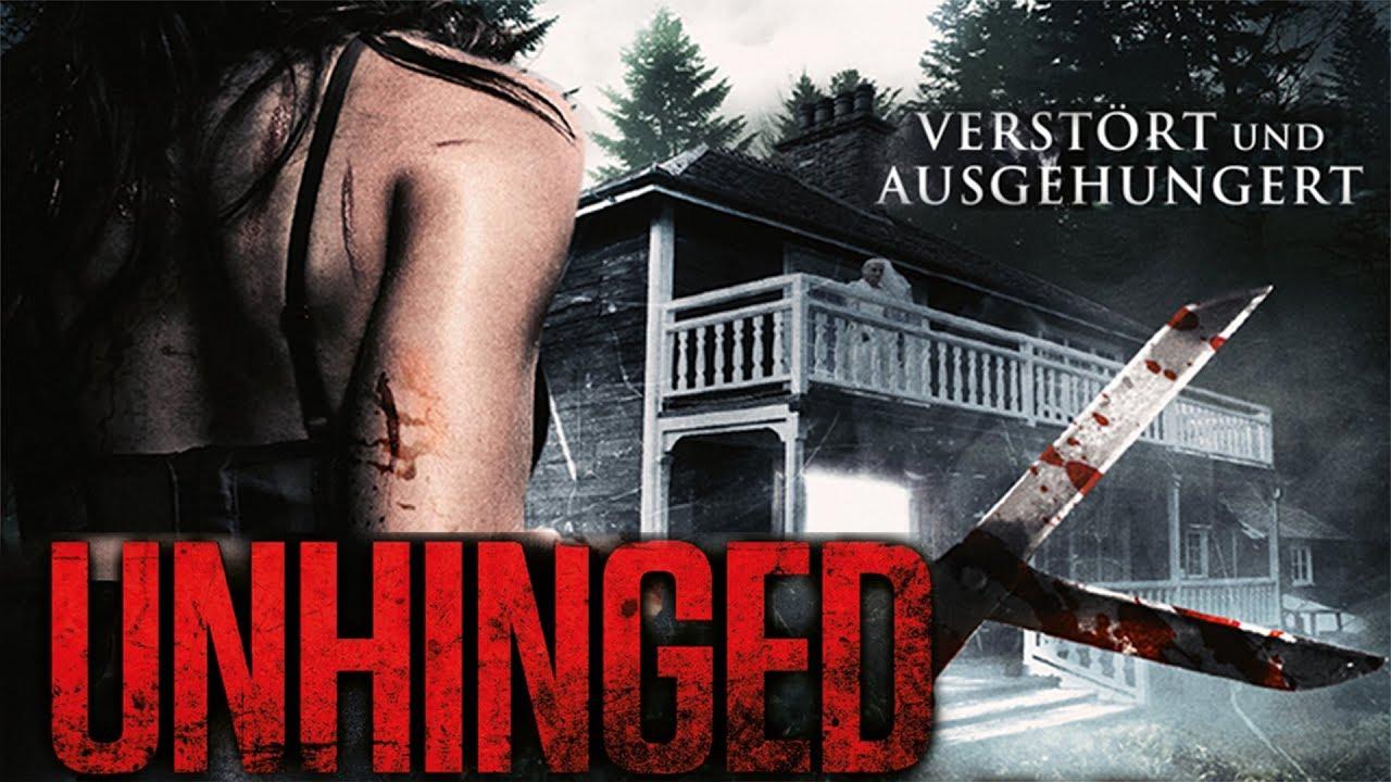 Unhinged - Verstört und ausgehungert - Uncut [Horror] | ganzer Film (deutsch) ᴴᴰ