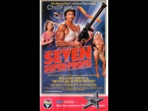 Seven - Die Superprofis ( Action ganzer Film VHSRip 1979 )