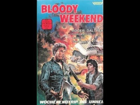 Bloody Weekend ( Thriller ganzer Film uncut VHSRip 1984 )