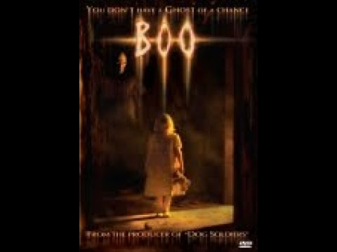 Boo - Scream and Run ( Horror ganzer Film 2005 )