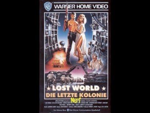 Lost World - Die letzte Kolonie ( Action ganzer Film VHSRip 1987 )