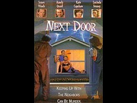 Next Door - Zur Hoelle mit den Nachbarn ( Schwarze Komödie / Thriller ganzer Film VHSRip 1994 )
