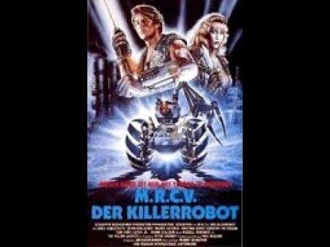 M.R.C.V. - Der Killerrobot ( Action / SciFi ganzer Film uncut VHSRip 1986 )