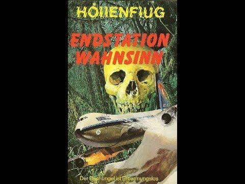 Ein Mädchen kämpft sich durch die Grüne Hölle ( Abenteuer ganzer Film uncut VHSRip 1974 )