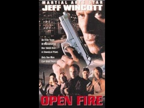 Mission Open Fire ( Action ganzer Film uncut VHS Rip 1994 )