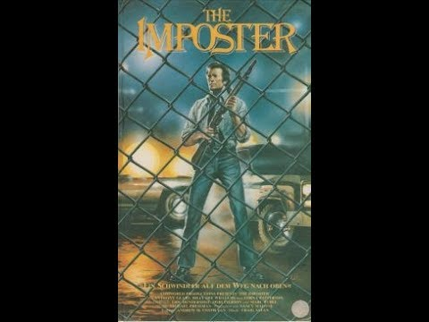 The Imposter - Ein Schwindler auf dem Weg nach Oben ( Action / Drama ganzer Film VHS Rip 1984 )