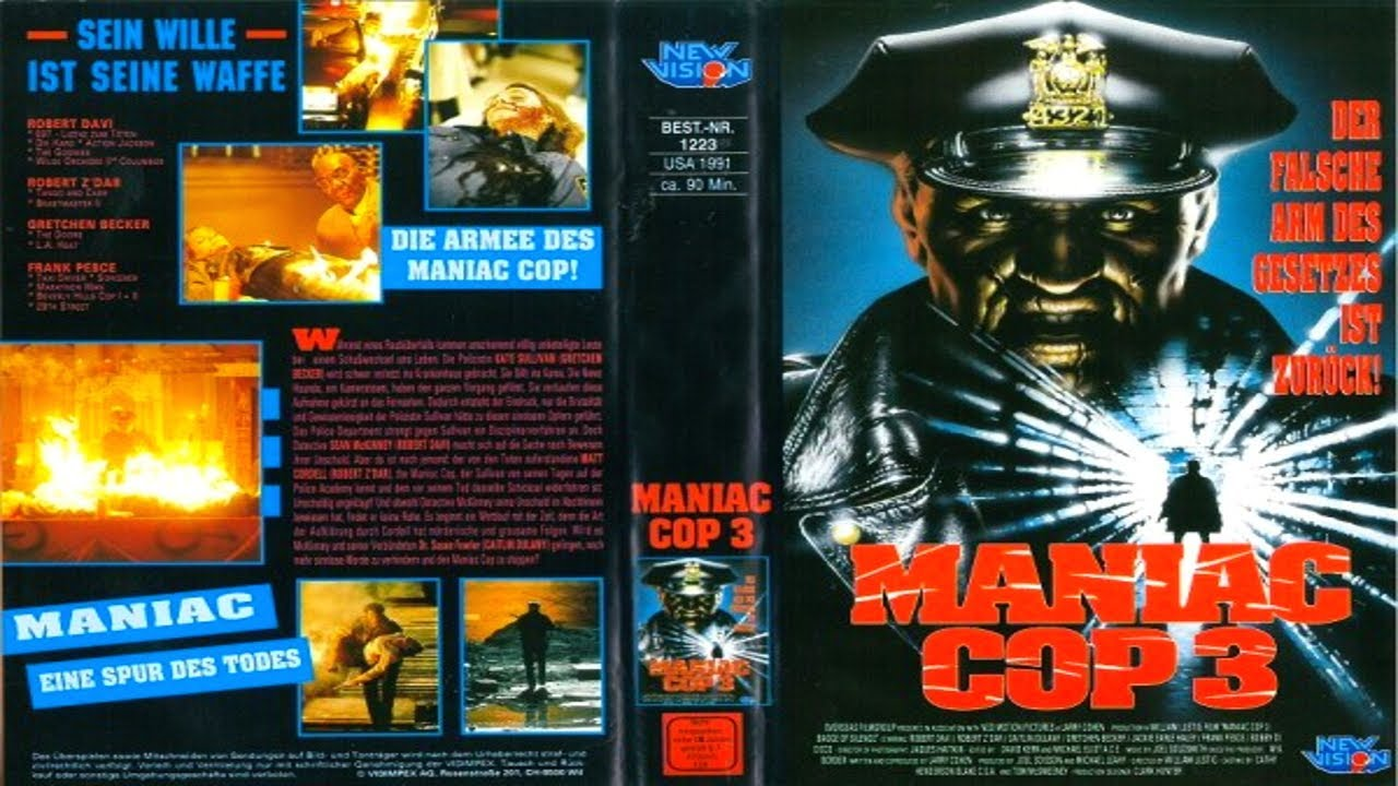Maniac Cop 3 Badge of silence Ganzer Film