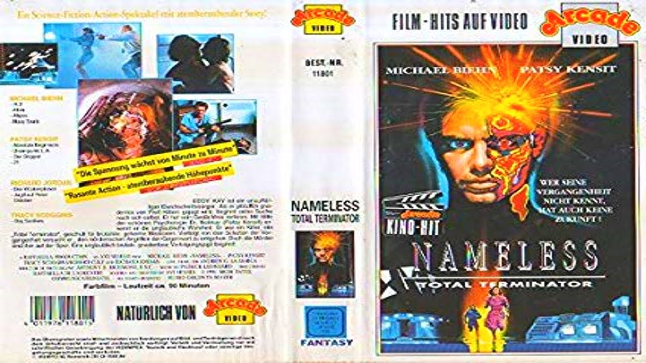 Nameless Total Terminator 1991 -Ganzer Film- SciFi
