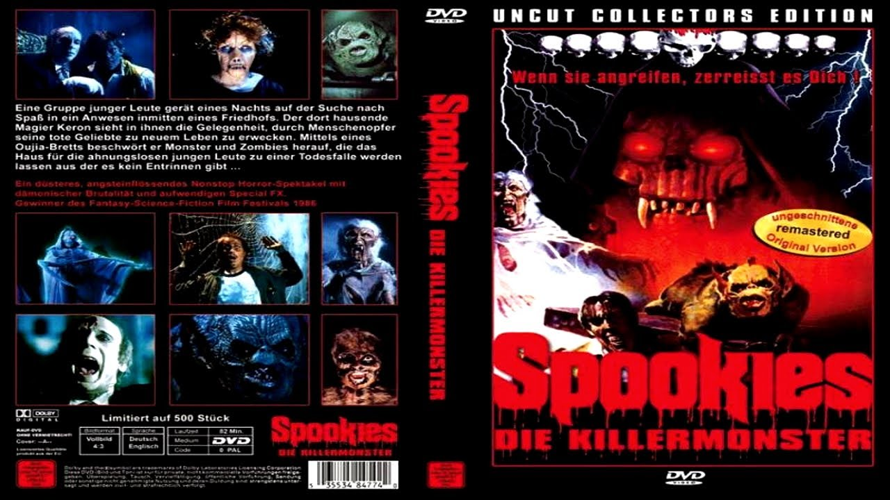 Spookies Die Killermonster 1986 Ganzer Film