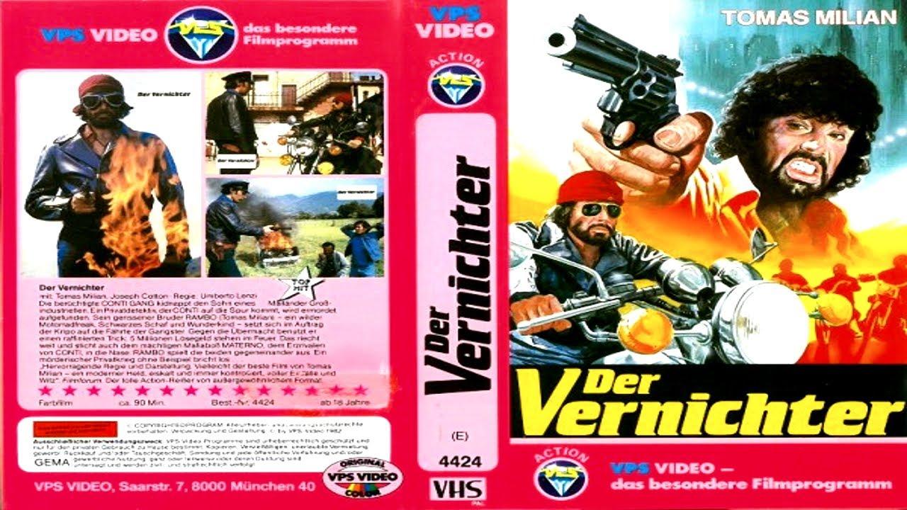 Der Vernichter 1975 Ganzer Film deutsch