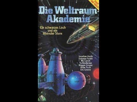 Die Weltraum Akademie ( SciFi ganzer Film VHS Rip 1977 )