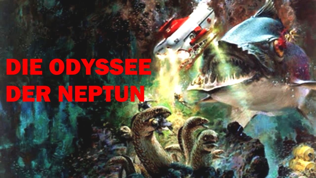 Die Odyssee der Neptun 1973 -Ganzer Film-