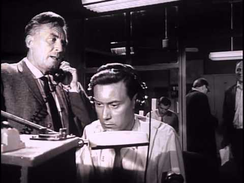 Flug in Gefahr (D 1964) *Kompletter Film* S/W