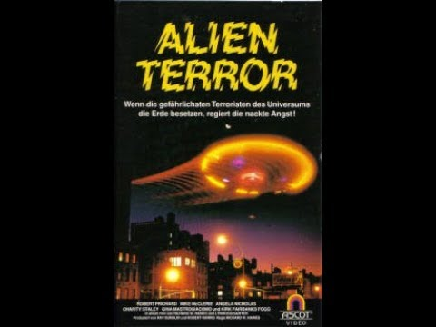 Alien Terror ( Horror / SciFi ganzer Film VHS Rip uncut 1989 )
