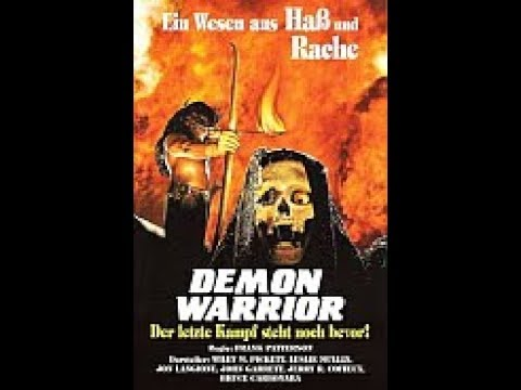 Demon Warrior ( Horror ganzer Film VHS Rip uncut 1988 )