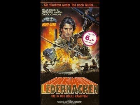 Die Ledernacken ( Action / Krieg ganzer Film VHS Rip uncut 1987 )