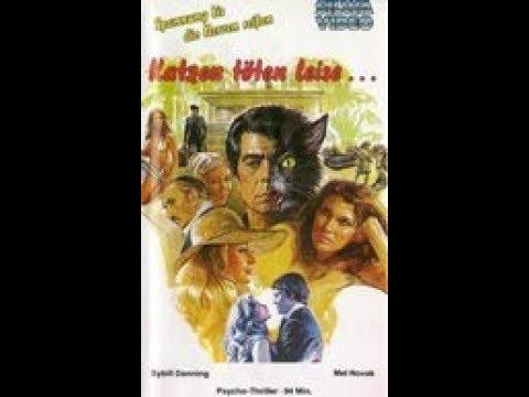 Katzen töten leise ( Thriller ganzer Film VHS Rip uncut 1978 )