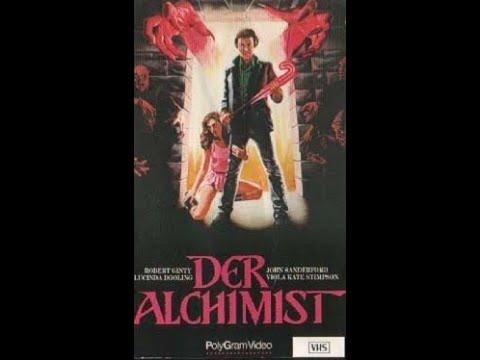 Der Alchimist ( Horror ganzer Film VHS Rip uncut 1984 )