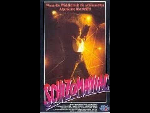 Schizomaniac ( Horror ganzer Film uncut 1990 )