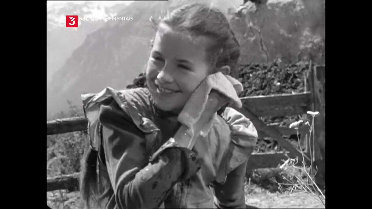 Heidi (CH 1952) *Film-Klassiker - DAS Schweizer Original* S/W **Hochdeutsch**