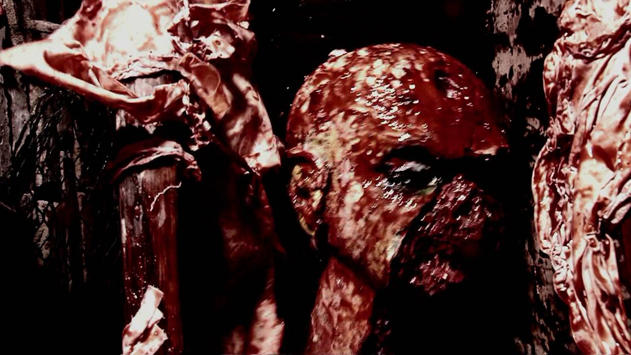 Carnivorous picture (Flesh eating picture - Czech amateur gore-horror)
