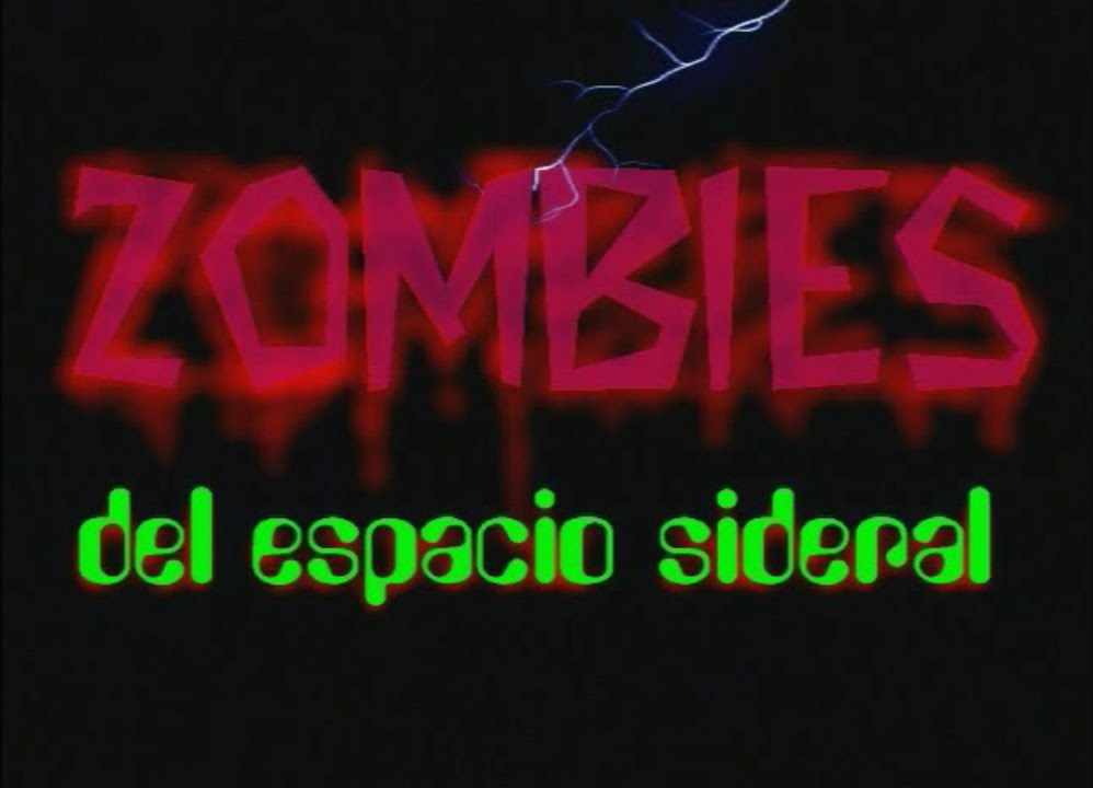 Zombies del espacio sideral.