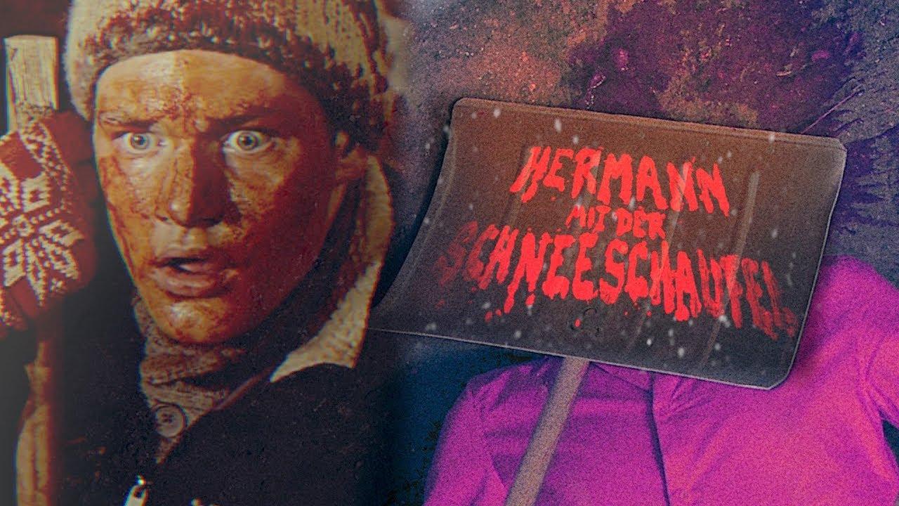 Hermann mit der Schneeschaufel - Ganzer Film (Splatter-Komödie/Full HD)