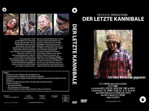 Der letzte Kannibale (kompletter Film/full movie) [German with English subs]