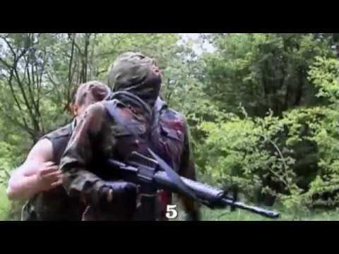 Terror Island Overkill - Blutgericht in Todeszone 13 (2013) Dennis Jürgensen killcount